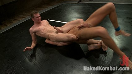 Gay wrestling sexual domination