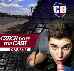 Czech Boys For Cash