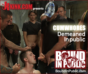 gay male bdsm public sex site