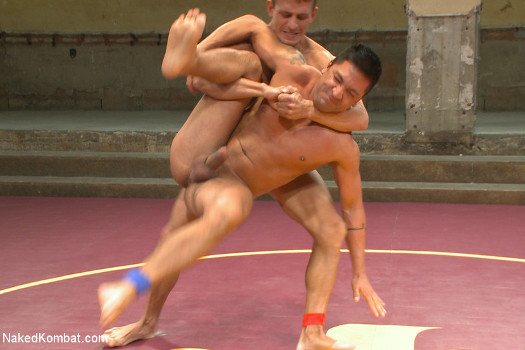 gay sex wrestling battle