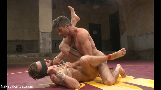 gay wrestling bondage domination
